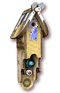 Trademark Birdhouse - Fowl Places